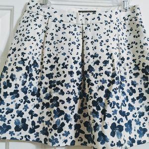 Banana Republic A-line skirt